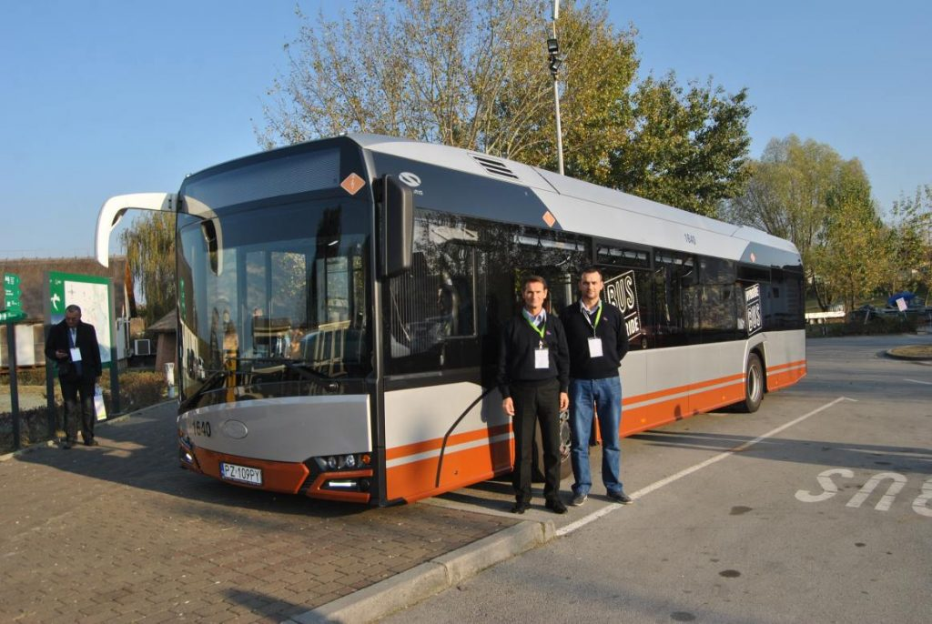 Solaris Bus event u Osijeku